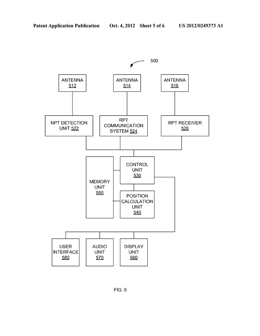 Populating Non-Positional Transmitter Location Databases Using Information     about Recognized Positional Transmitters - diagram, schematic, and image 06