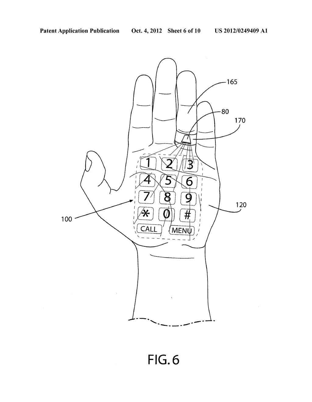 METHOD AND APPARATUS FOR PROVIDING USER INTERFACES - diagram, schematic, and image 07