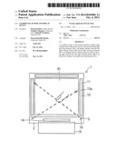 COORDINATE SENSOR AND DISPLAY DEVICE diagram and image