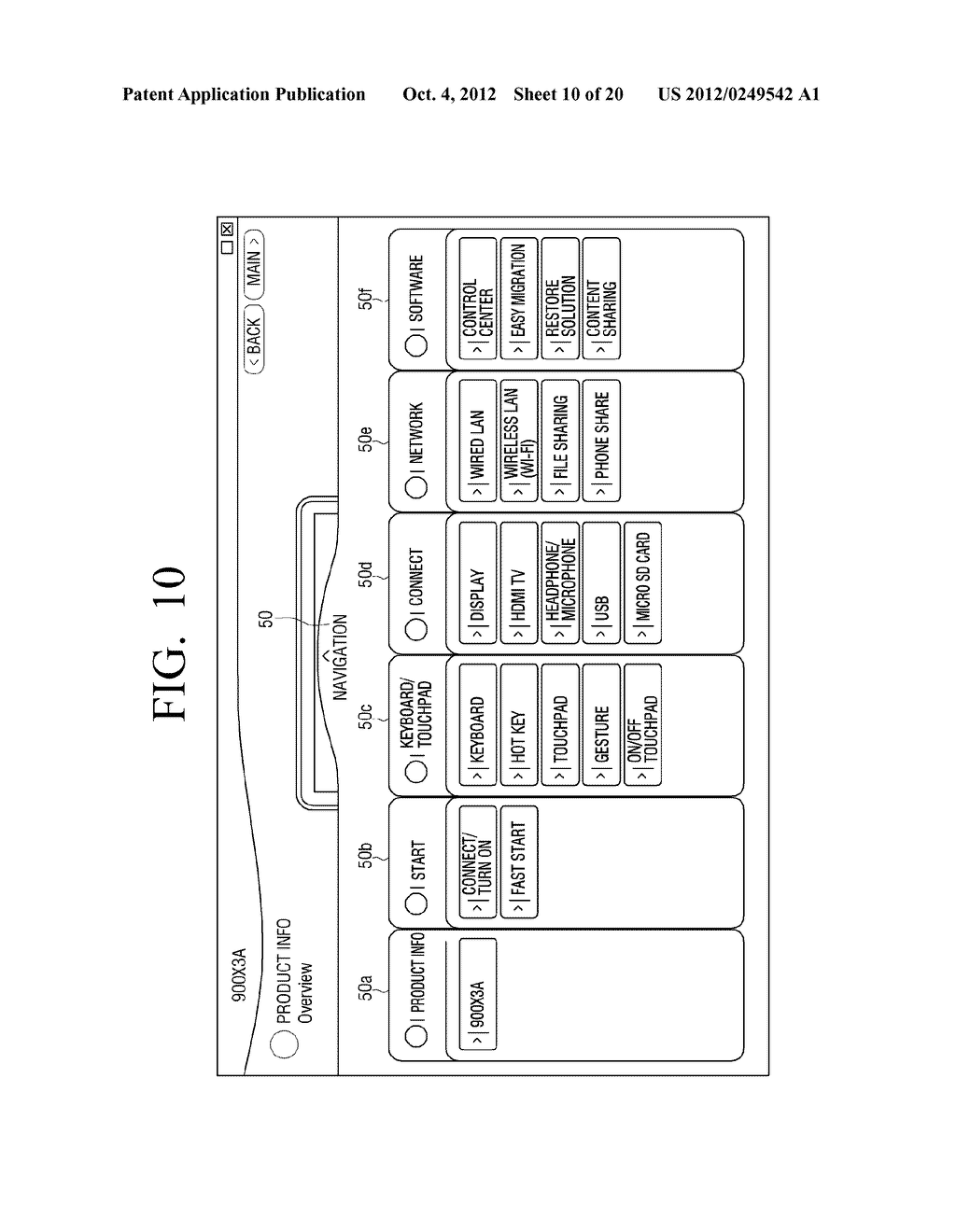 ELECTRONIC APPARATUS TO DISPLAY A GUIDE WITH 3D VIEW AND METHOD THEREOF - diagram, schematic, and image 11