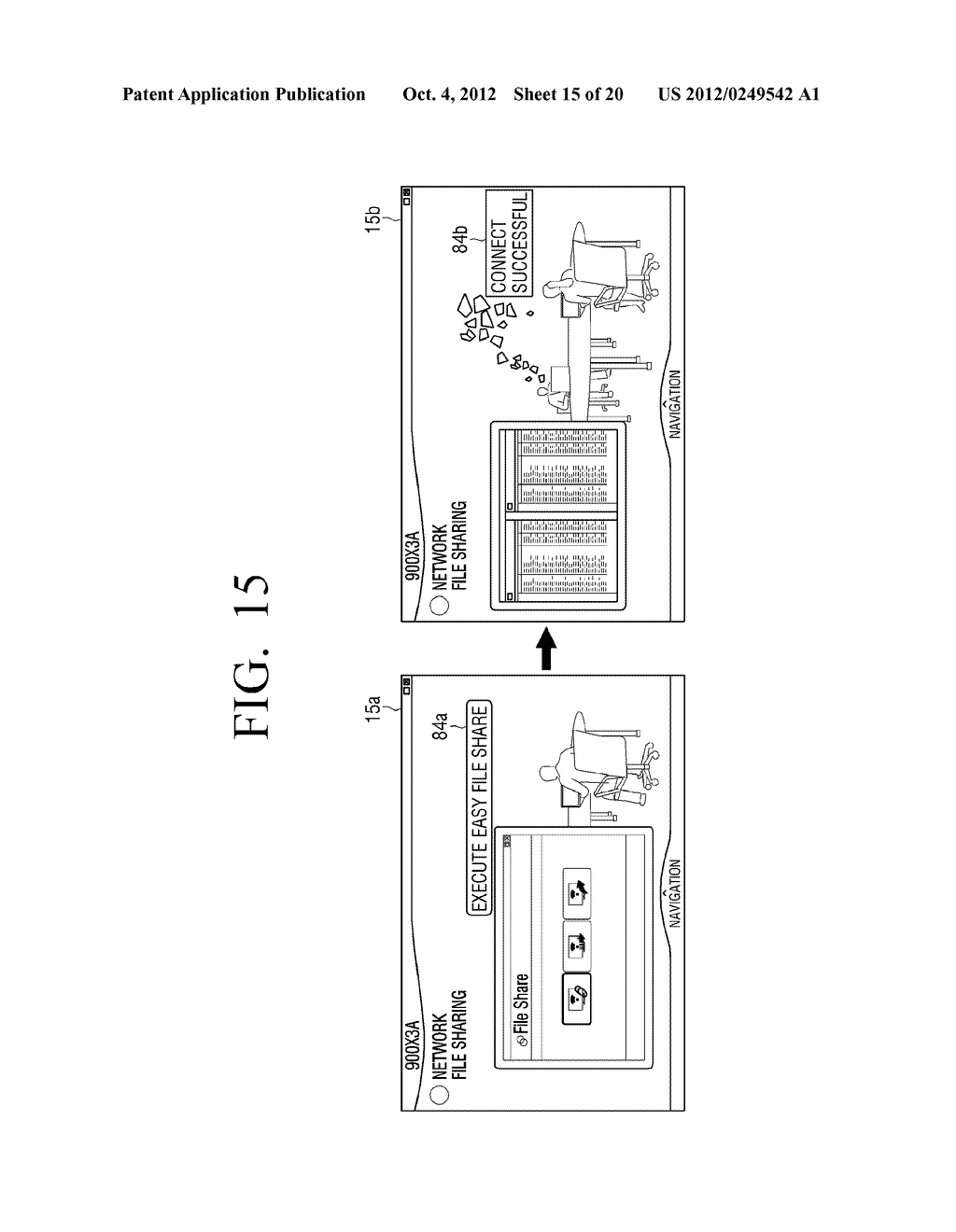 ELECTRONIC APPARATUS TO DISPLAY A GUIDE WITH 3D VIEW AND METHOD THEREOF - diagram, schematic, and image 16
