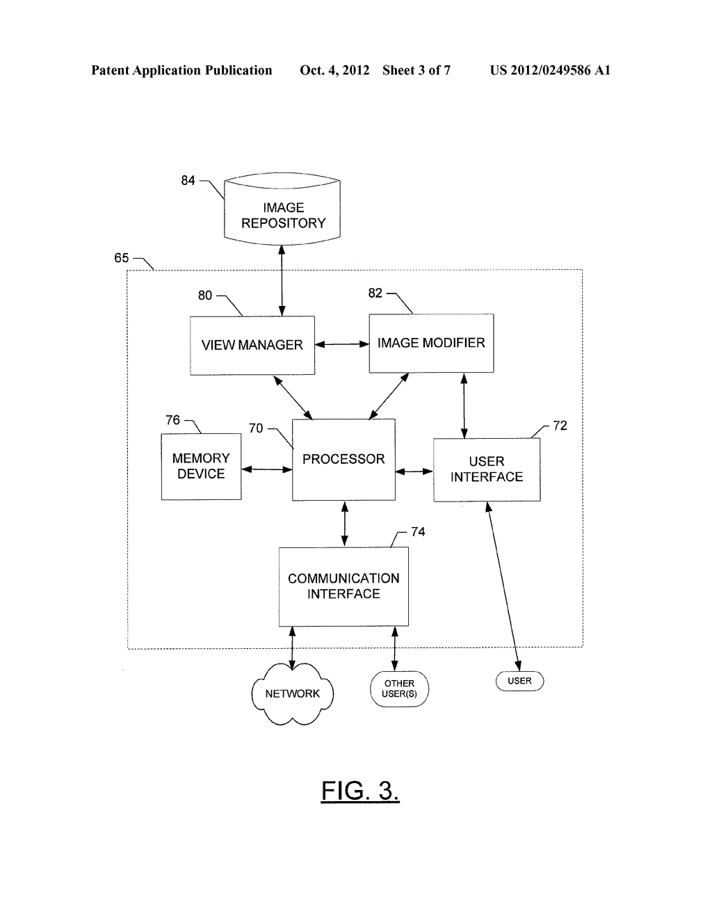 METHOD AND APPARATUS FOR PROVIDING COLLABORATION BETWEEN REMOTE AND     ON-SITE USERS OF INDIRECT AUGMENTED REALITY - diagram, schematic, and image 04