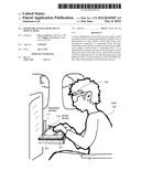 KEYBOARD AVATAR FOR HEADS UP DISPLAY (HUD) diagram and image