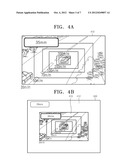 DIGITAL PHOTOGRAPHING APPARATUS, METHOD OF CONTROLLING THE SAME, AND     RECORDING MEDIUM HAVING RECORDED THEREON PROGRAM FOR EXECUTING THE METHOD diagram and image