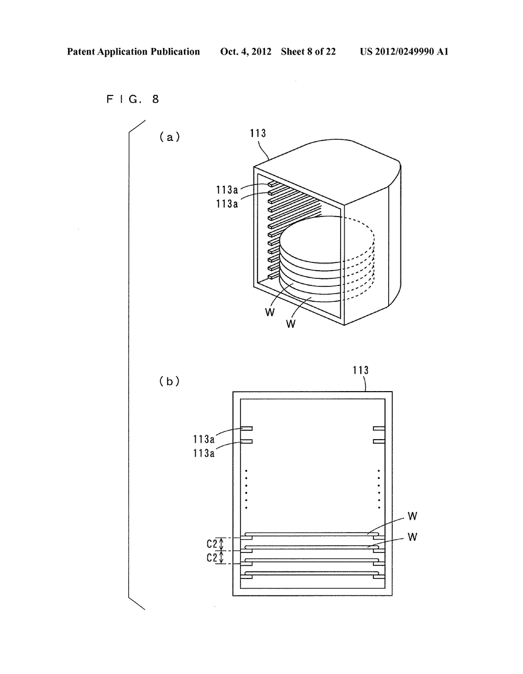 SUBSTRATE PROCESSING APPARATUS - diagram, schematic, and image 09