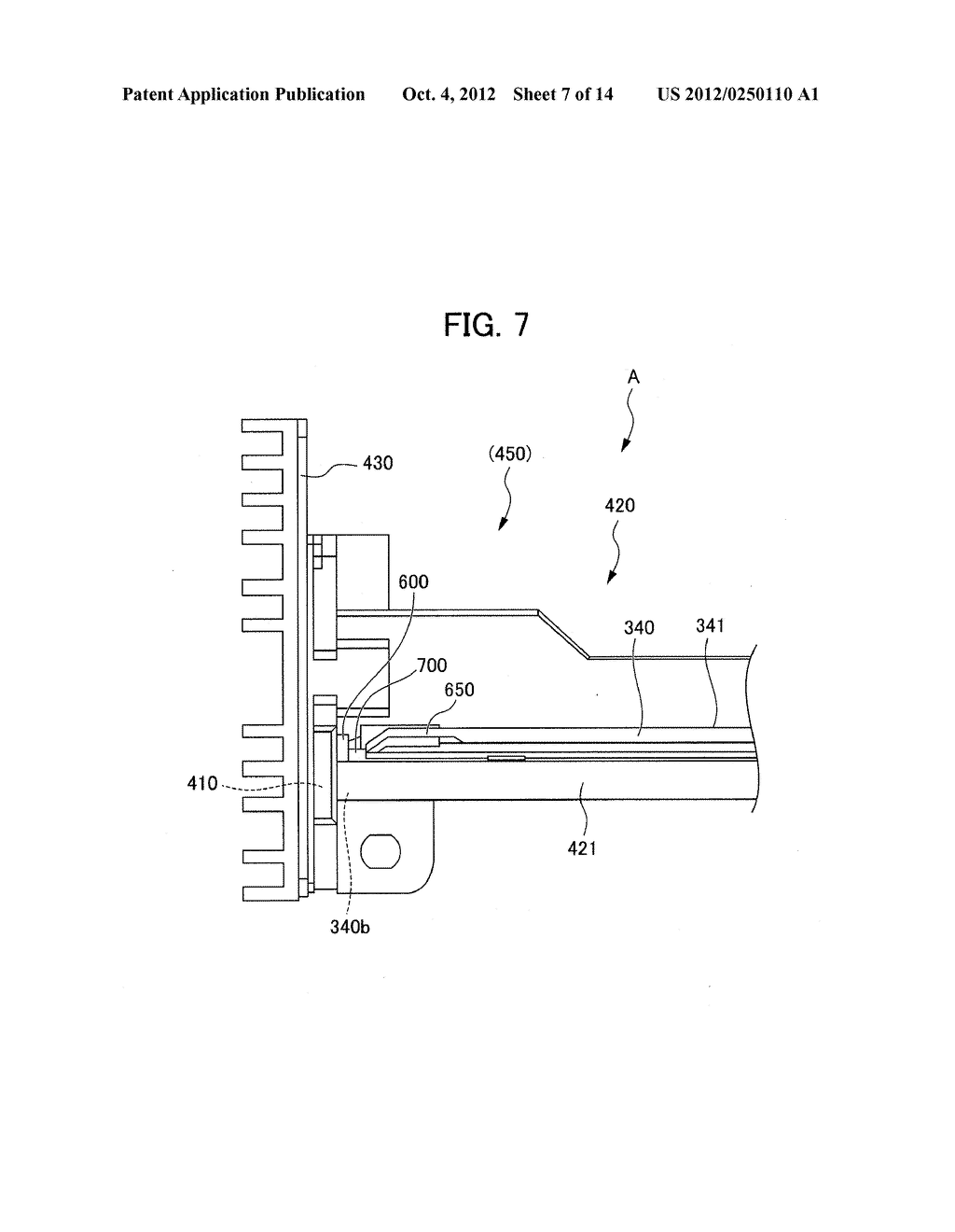 IMAGE READING DEVICE AND IMAGE FORMING APPARATUS - diagram, schematic, and image 08