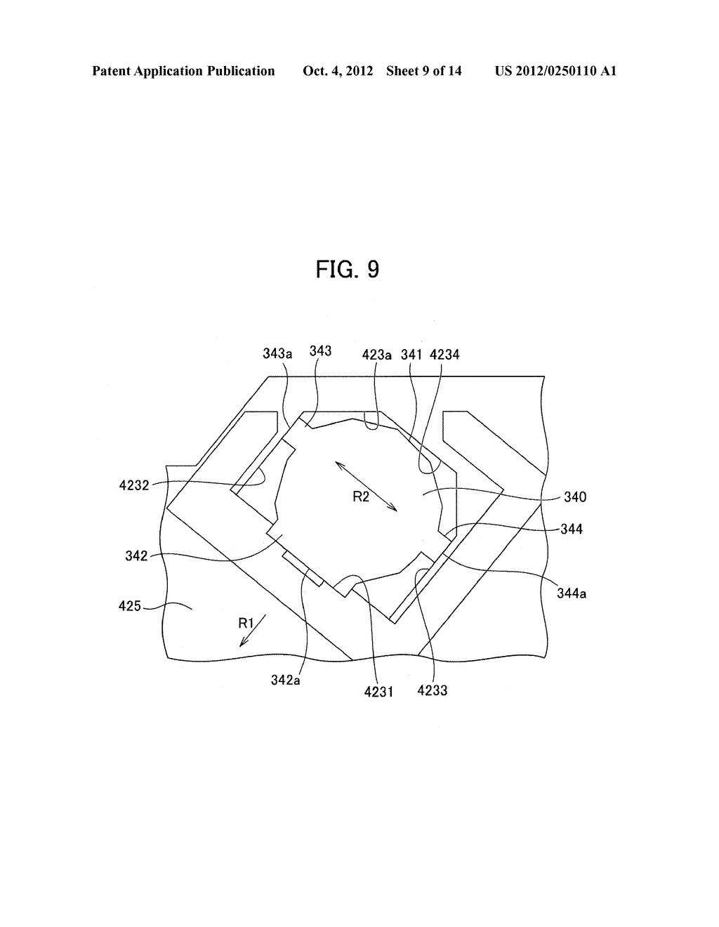 IMAGE READING DEVICE AND IMAGE FORMING APPARATUS - diagram, schematic, and image 10