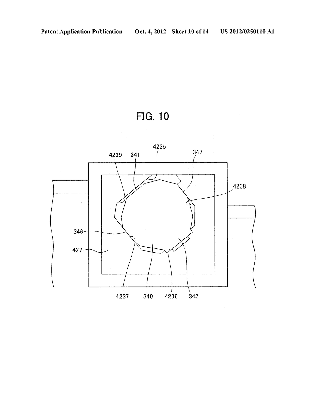 IMAGE READING DEVICE AND IMAGE FORMING APPARATUS - diagram, schematic, and image 11