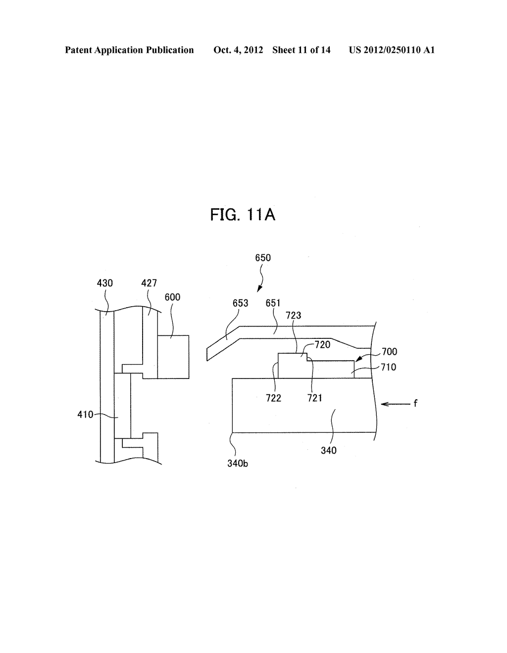 IMAGE READING DEVICE AND IMAGE FORMING APPARATUS - diagram, schematic, and image 12