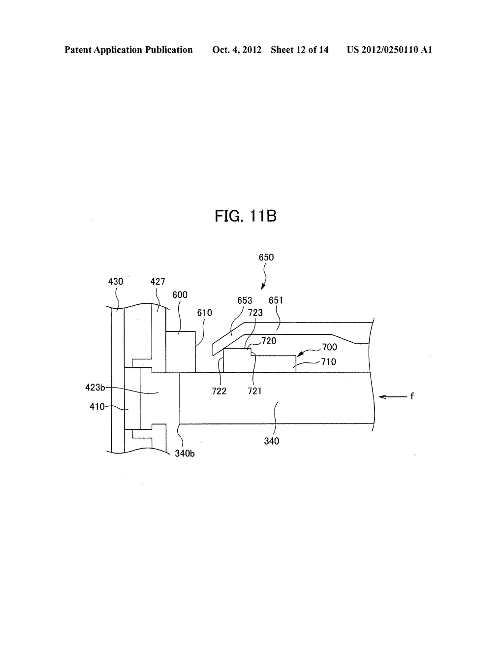 IMAGE READING DEVICE AND IMAGE FORMING APPARATUS - diagram, schematic, and image 13