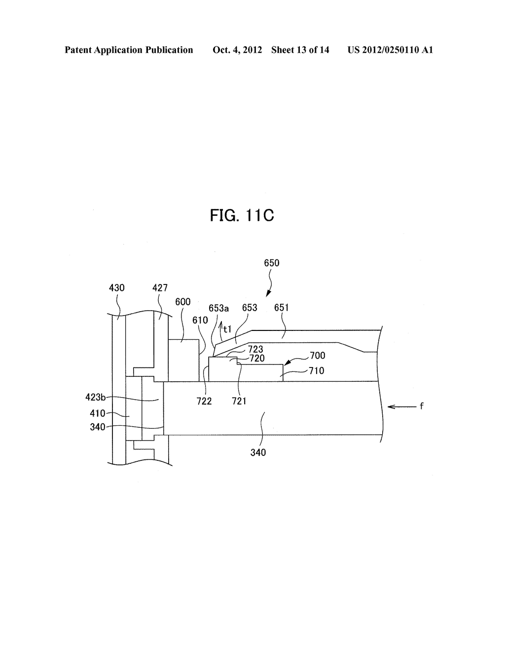 IMAGE READING DEVICE AND IMAGE FORMING APPARATUS - diagram, schematic, and image 14