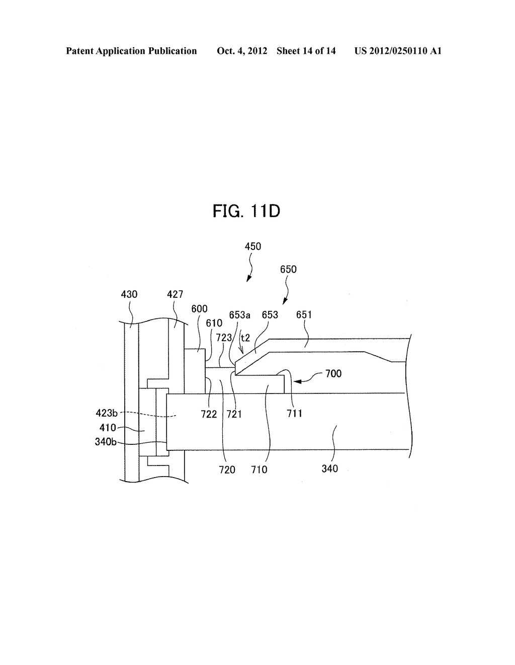 IMAGE READING DEVICE AND IMAGE FORMING APPARATUS - diagram, schematic, and image 15