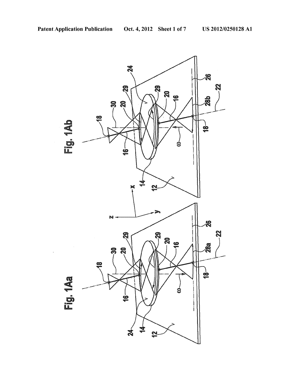 ASSEMBLY HAVING A DISPLACEABLE PART AND METHOD FOR OPERATING AN ASSEMBLY     HAVING A DISPLACEABLE PART - diagram, schematic, and image 02