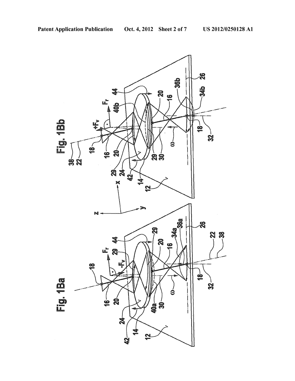 ASSEMBLY HAVING A DISPLACEABLE PART AND METHOD FOR OPERATING AN ASSEMBLY     HAVING A DISPLACEABLE PART - diagram, schematic, and image 03