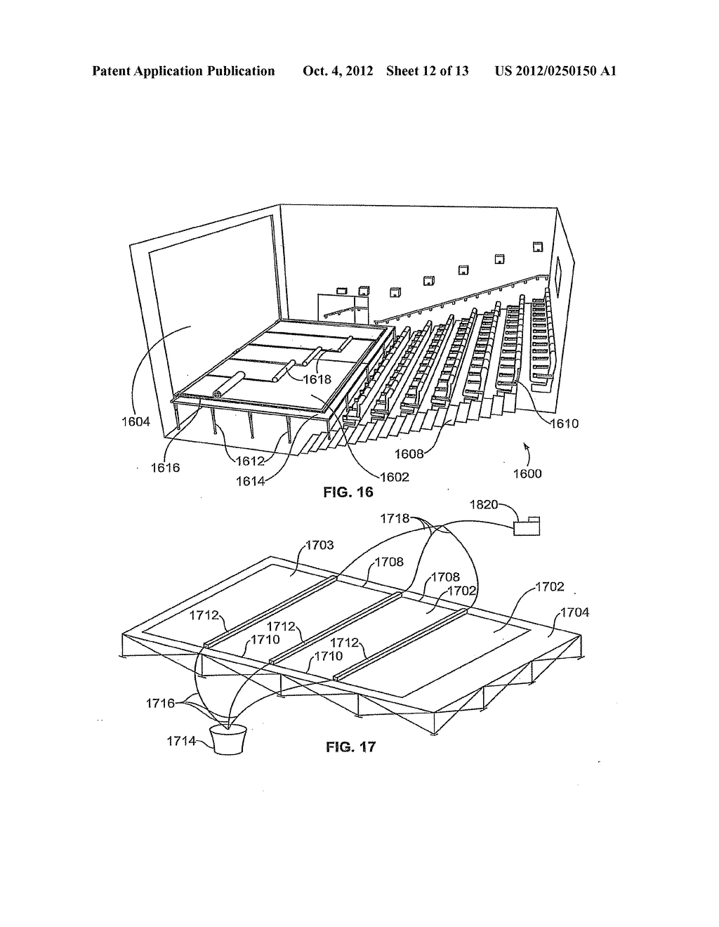 Projection Screen for Displaying Two-Dimensional and Three-Dimensional     Motion Pictures and Method of Use Thereof - diagram, schematic, and image 13
