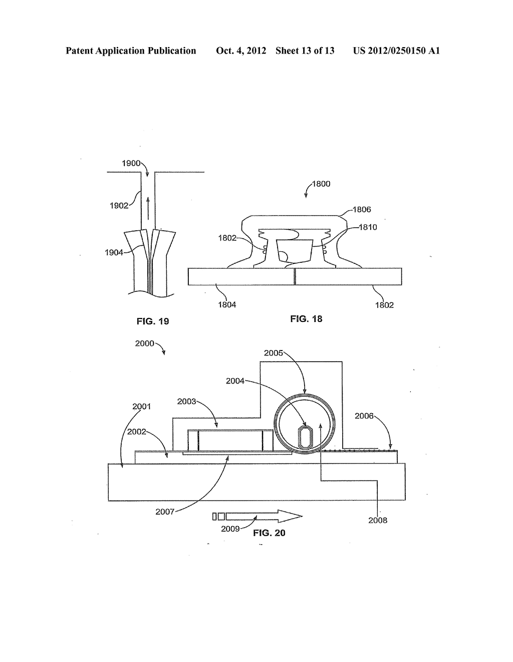 Projection Screen for Displaying Two-Dimensional and Three-Dimensional     Motion Pictures and Method of Use Thereof - diagram, schematic, and image 14