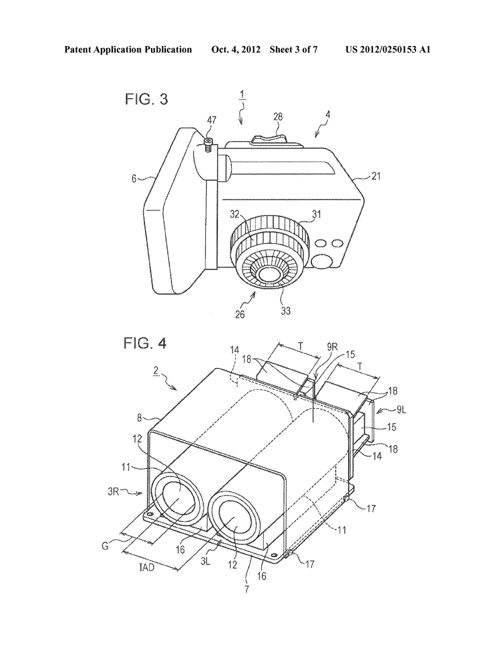 TWO-LENS DEVICE AND STEREOSCOPIC IMAGING APPARATUS WITH TWO-LENS DEVICE - diagram, schematic, and image 04