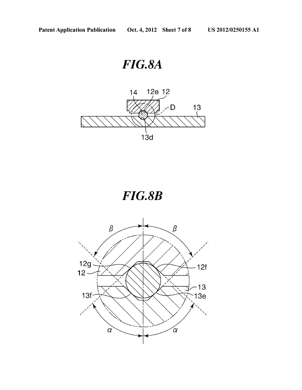 OPTICAL APPARATUS WITH MOVABLE MEMBER FOR SHAKE CORRECTION - diagram, schematic, and image 08