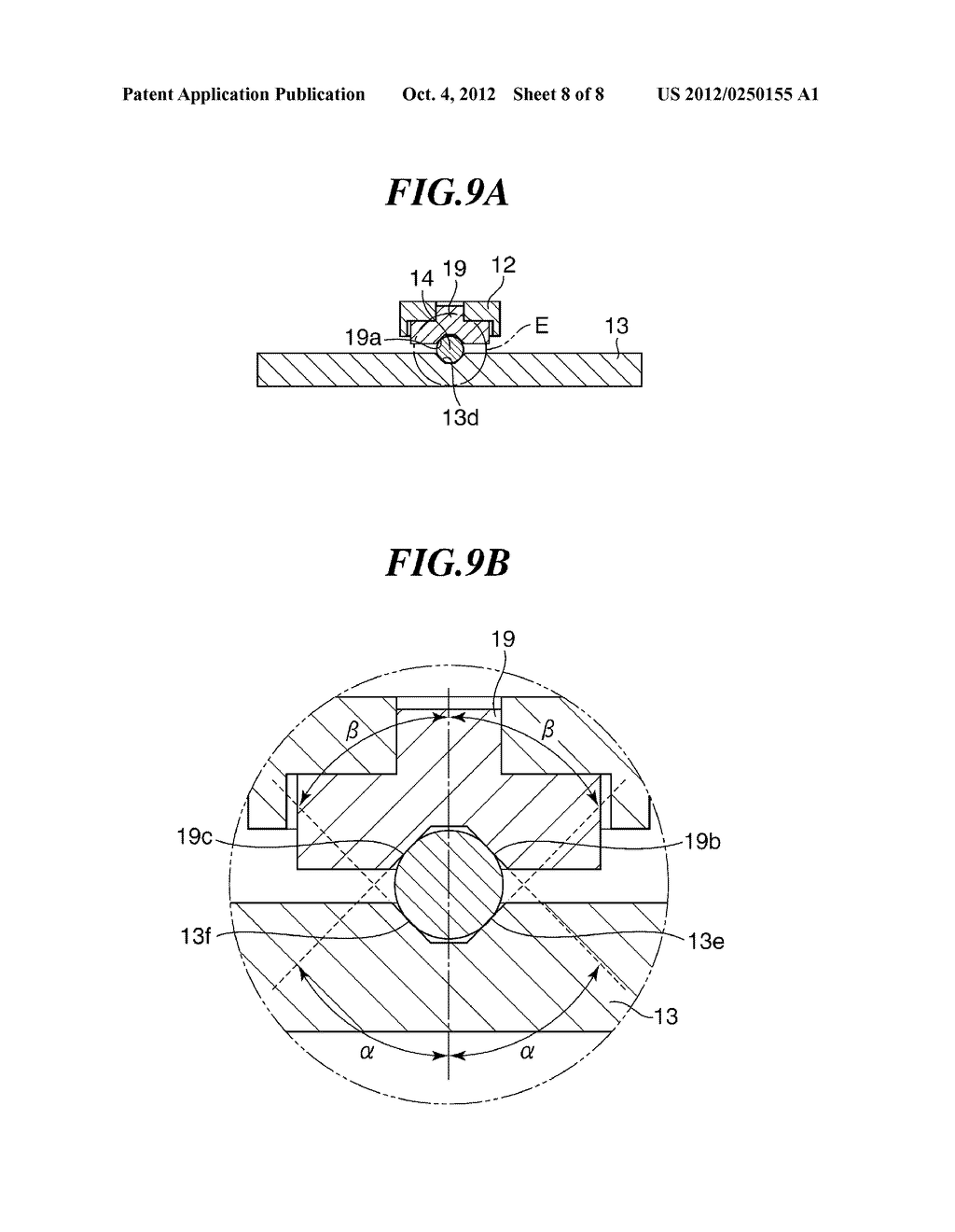 OPTICAL APPARATUS WITH MOVABLE MEMBER FOR SHAKE CORRECTION - diagram, schematic, and image 09