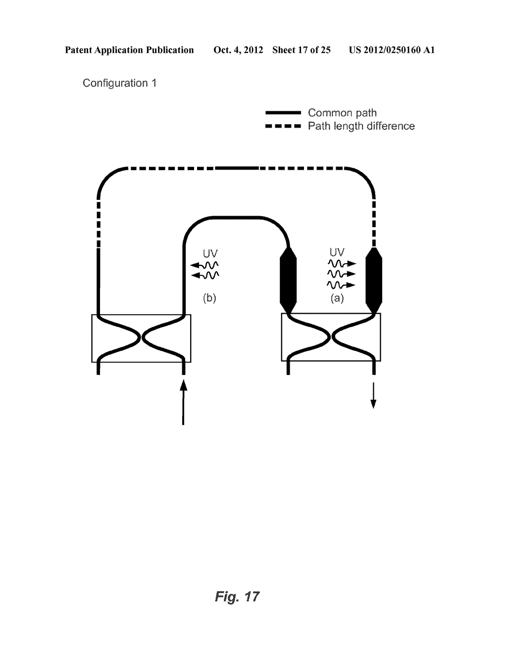 OPTICAL DEVICE WITH REDUCED POLARIZATION SENSITIVITY - diagram, schematic, and image 18
