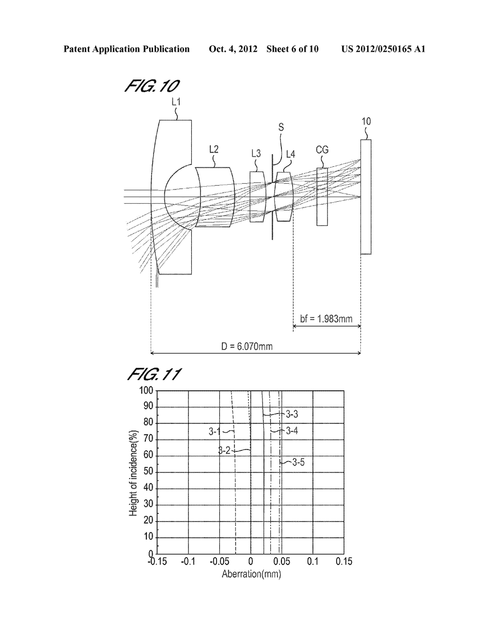WIDE-ANGLE LENS AND SYSTEM ENCLOSING WIDE-ANGLE LENS - diagram, schematic, and image 07