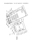 ELECTRONIC COMPONENT CONTAINER AND ELECTRONIC DEVICE diagram and image