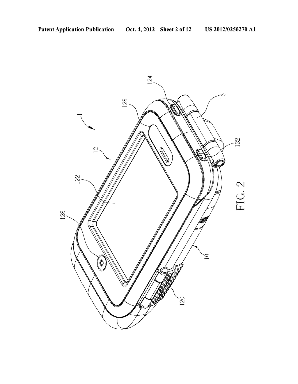 PROTECTIVE CASING ADAPTED FOR ELECTRONIC DEVICE - diagram, schematic, and image 03