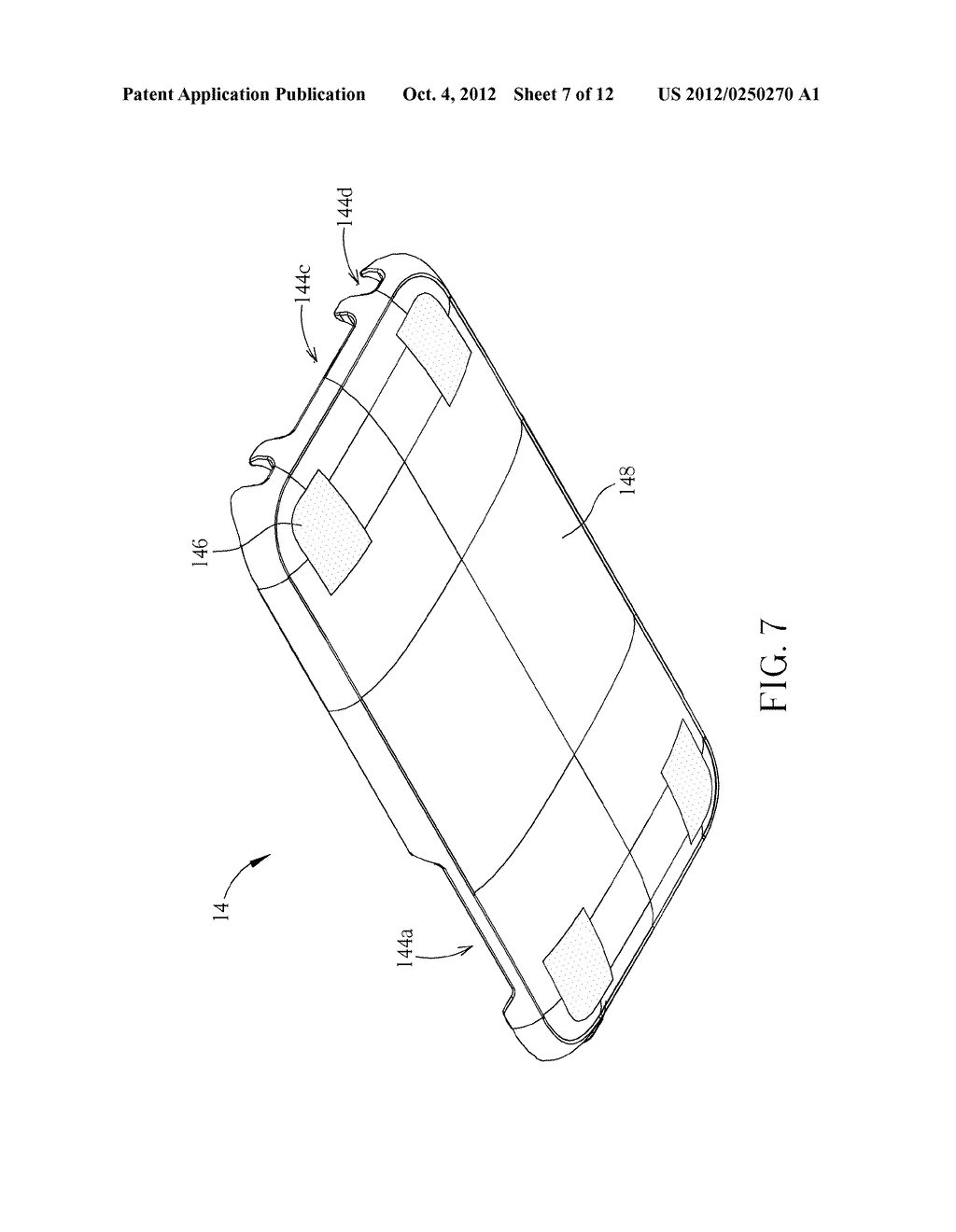 PROTECTIVE CASING ADAPTED FOR ELECTRONIC DEVICE - diagram, schematic, and image 08