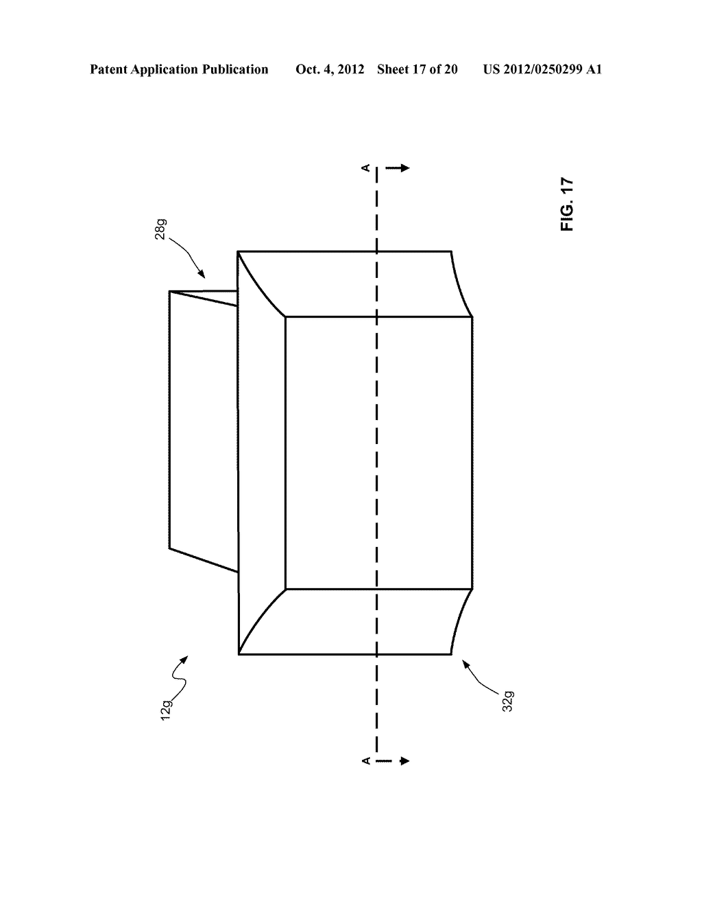 PARTIALLY RECESSED LUMINAIRE - diagram, schematic, and image 18