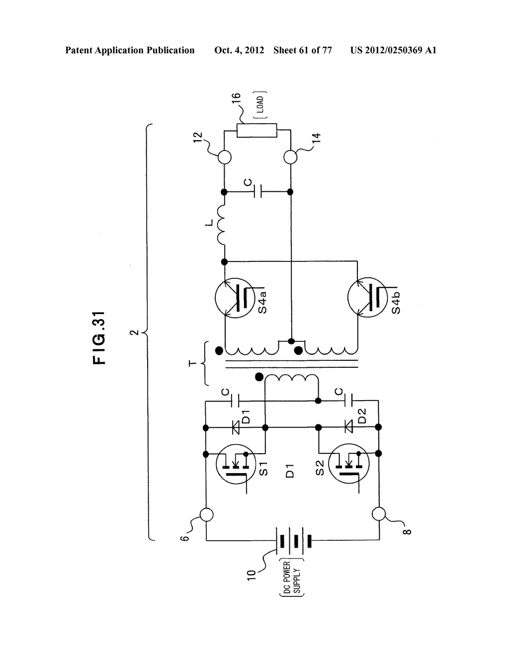 POWER CONVERSION APPARATUS - diagram, schematic, and image 62