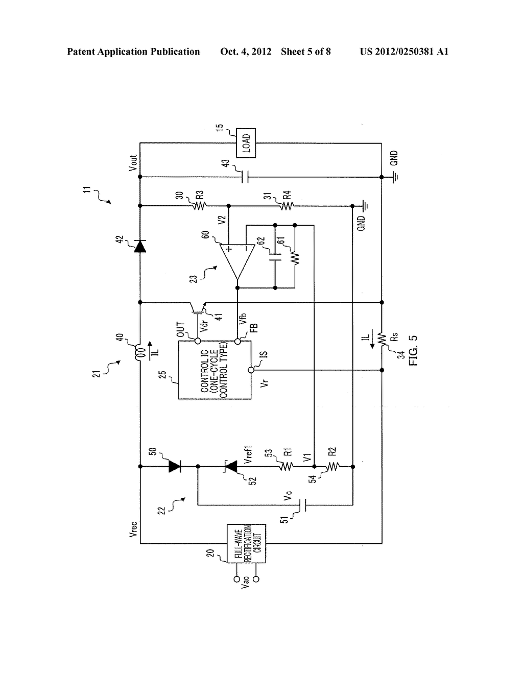 POWER SUPPLY CIRCUIT - diagram, schematic, and image 06