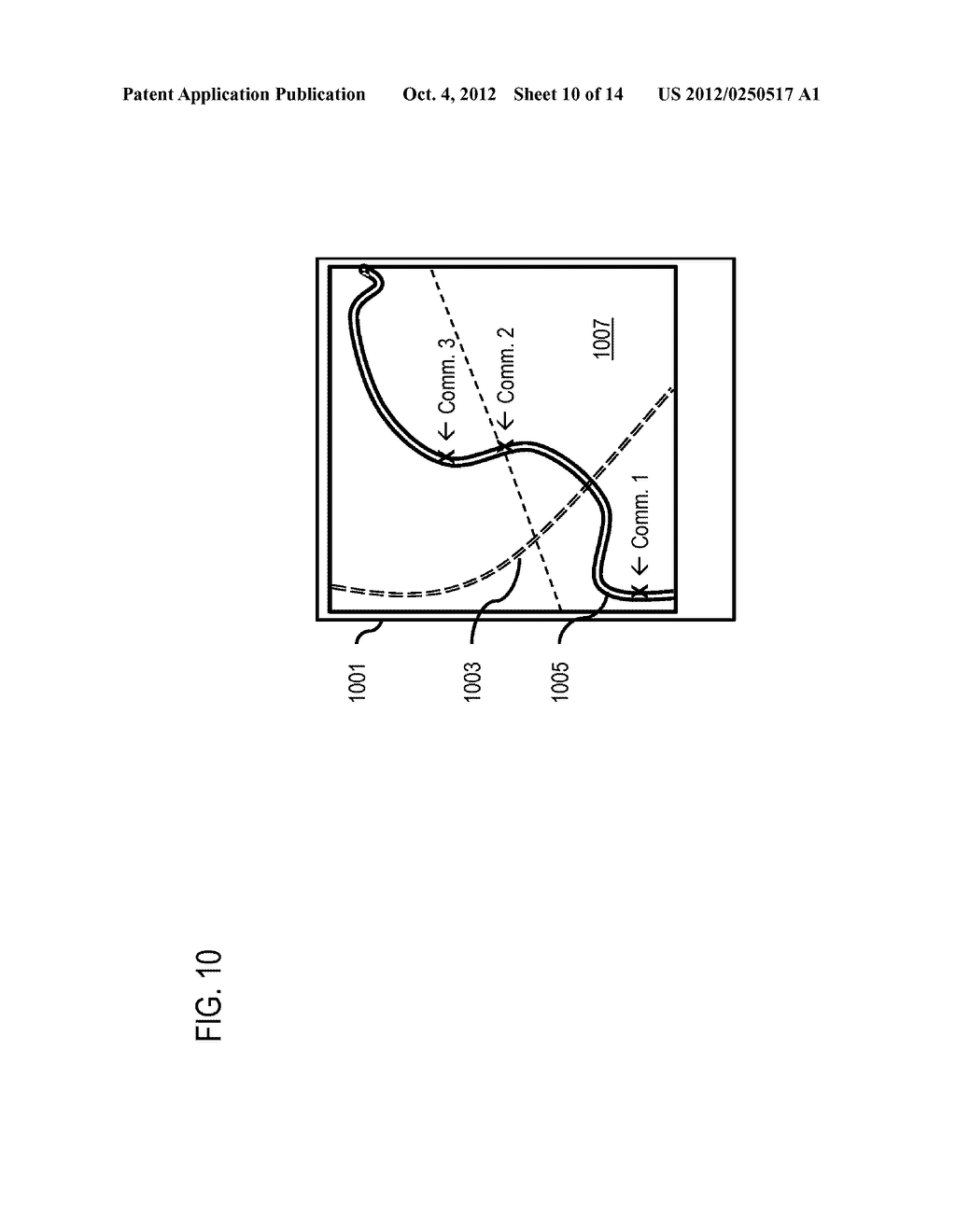 METHOD AND APPARATUS FOR MANAGING DEVICE OPERATIONAL MODES BASED ON     CONTEXT INFORMATION - diagram, schematic, and image 11