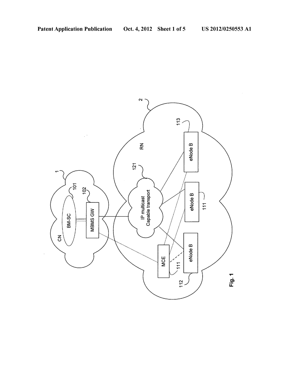 METHOD AND APPARATUS FOR COMPOSING A SET OF CELLS IN A RADIO NETWORK - diagram, schematic, and image 02