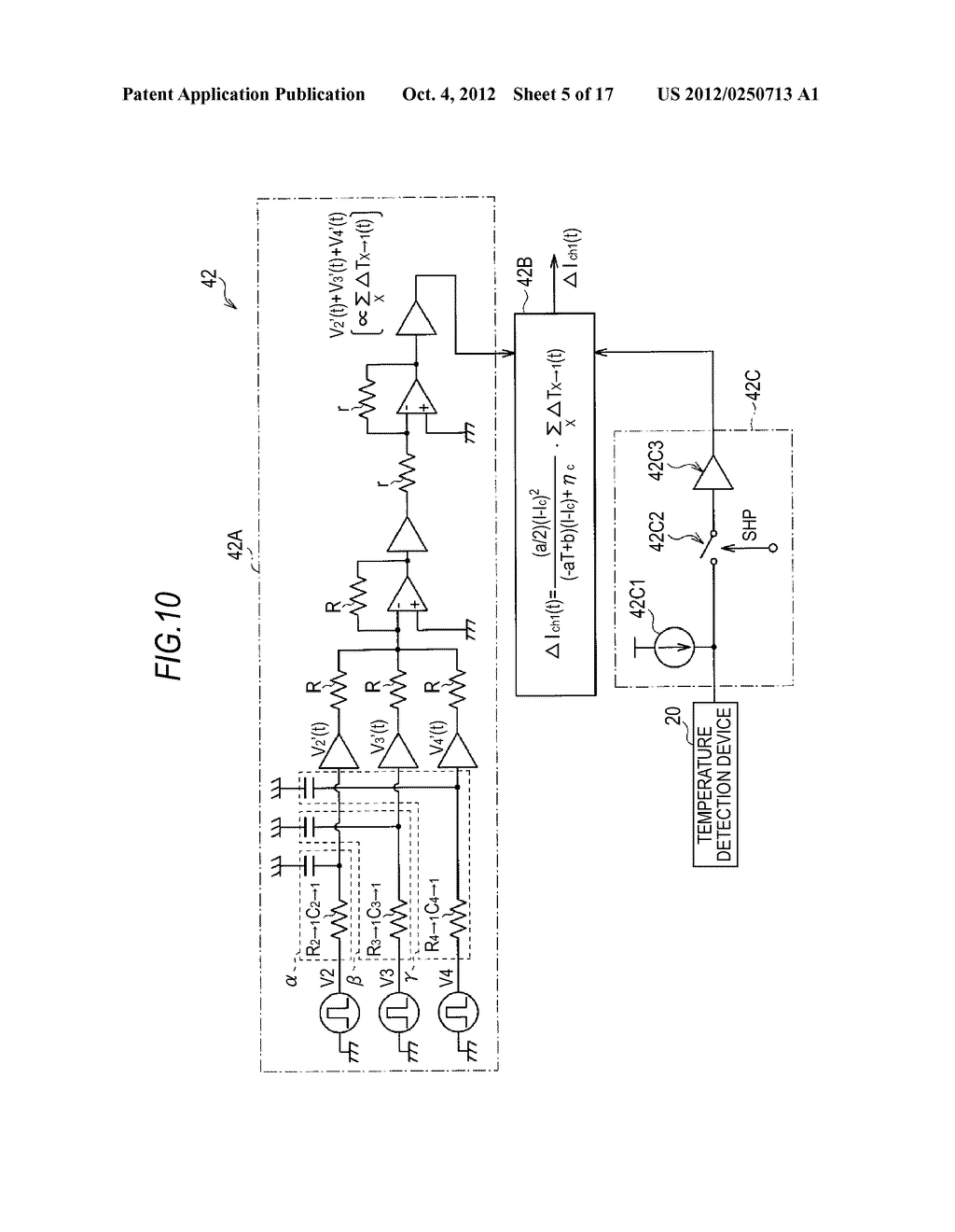 Correction Circuit Driving Light Emitting Apparatus And 42 What Happens When A Is On The Complete Lights Method Of Correcting Electric Current Pulse Waveform Diagram Schematic Image 06