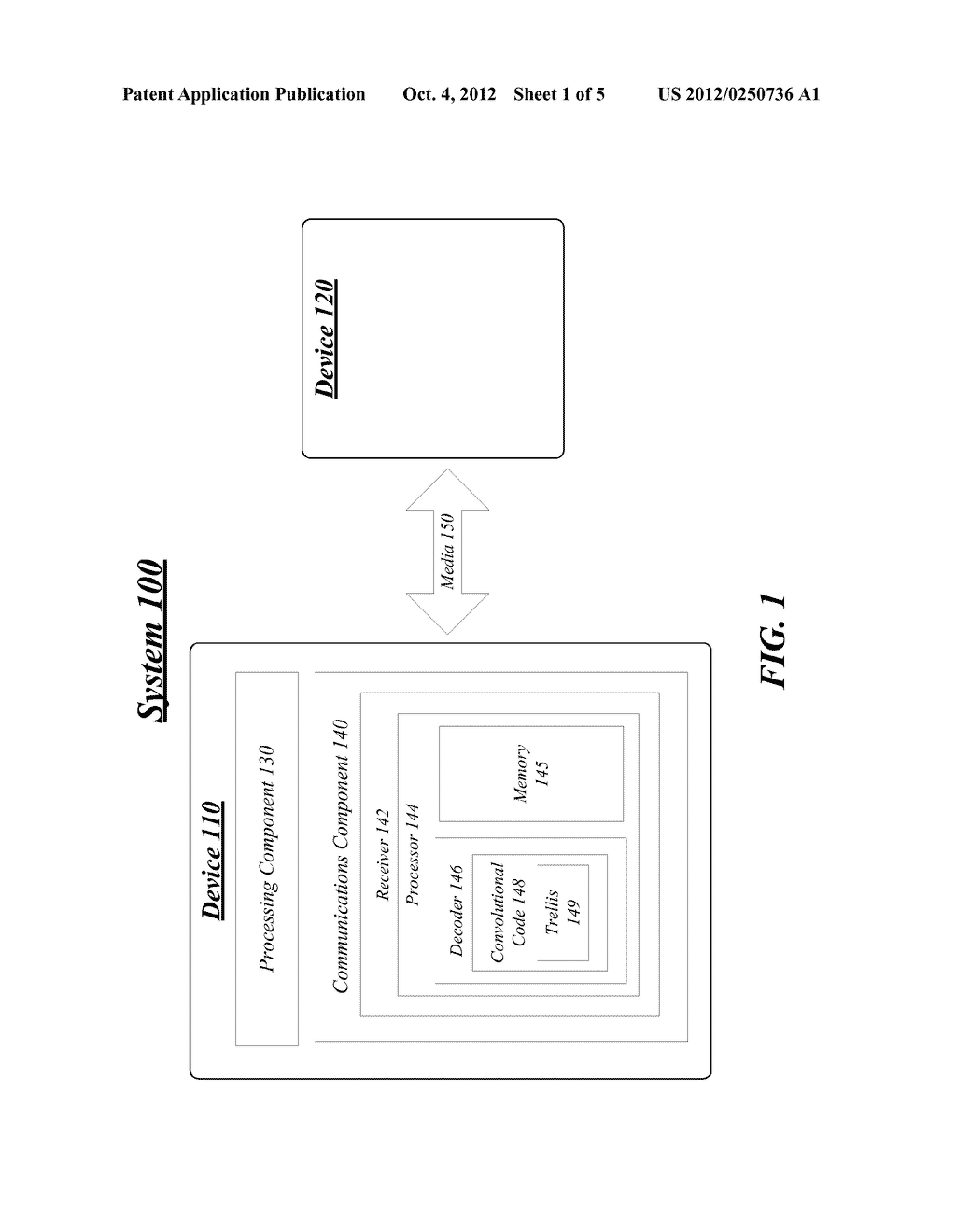 SYSTEM, METHOD AND APPARATUS FOR TAIL BITING CONVOLUTIONAL CODE DECODING - diagram, schematic, and image 02