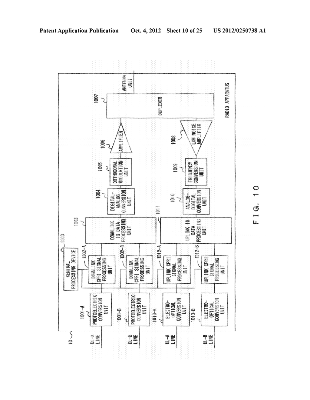 RADIO APPARATUS, RADIO APPARATUS CONTROLLER, AND SYNCHRONIZATION     ESTABLISHING METHOD - diagram, schematic, and image 11