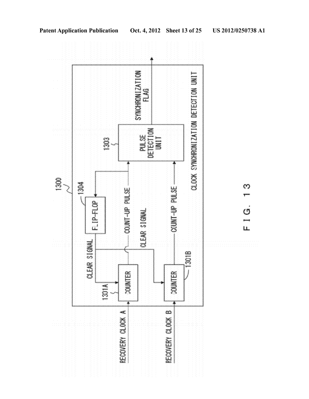 RADIO APPARATUS, RADIO APPARATUS CONTROLLER, AND SYNCHRONIZATION     ESTABLISHING METHOD - diagram, schematic, and image 14