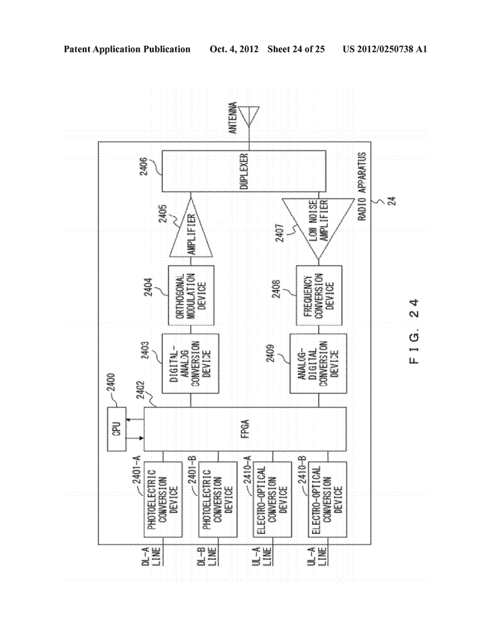 RADIO APPARATUS, RADIO APPARATUS CONTROLLER, AND SYNCHRONIZATION     ESTABLISHING METHOD - diagram, schematic, and image 25