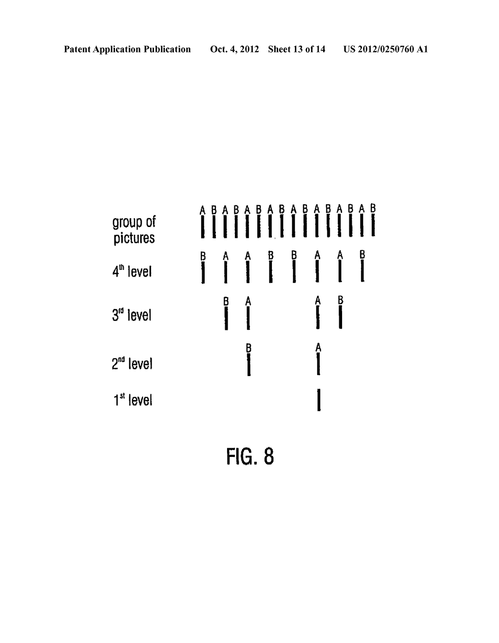 Apparatus and Method for Generating a Coded Video Sequence and for     Decoding a Coded Video Sequence by Using an Intermediate Layer Residual     Value Prediction - diagram, schematic, and image 14