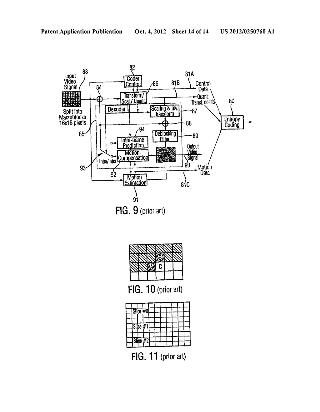 Apparatus and Method for Generating a Coded Video Sequence and for     Decoding a Coded Video Sequence by Using an Intermediate Layer Residual     Value Prediction - diagram, schematic, and image 15