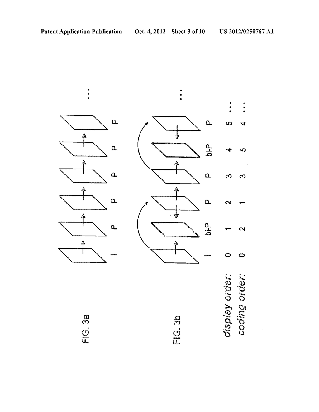 METHOD AND APPARATUS FOR BI-DIRECTIONAL PREDICTION WITHIN P-SLICES - diagram, schematic, and image 04