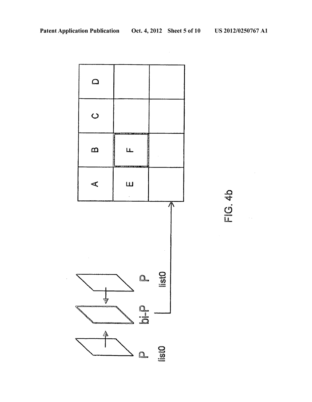 METHOD AND APPARATUS FOR BI-DIRECTIONAL PREDICTION WITHIN P-SLICES - diagram, schematic, and image 06