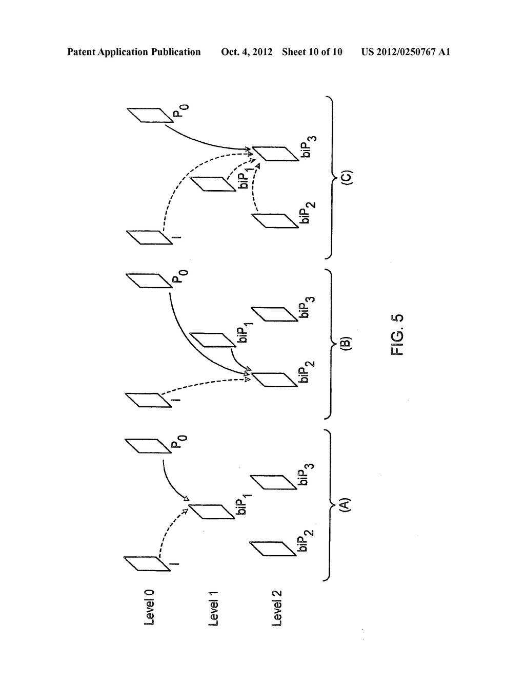 METHOD AND APPARATUS FOR BI-DIRECTIONAL PREDICTION WITHIN P-SLICES - diagram, schematic, and image 11