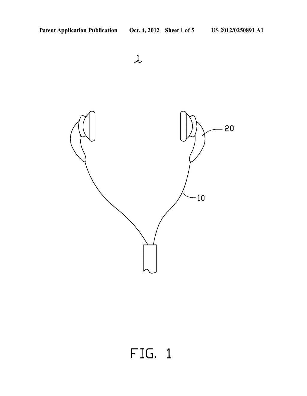 PERSONAL LISTENING DEVICE WITH SELF-ADJUSTING SOUND VOLUME - diagram, schematic, and image 02