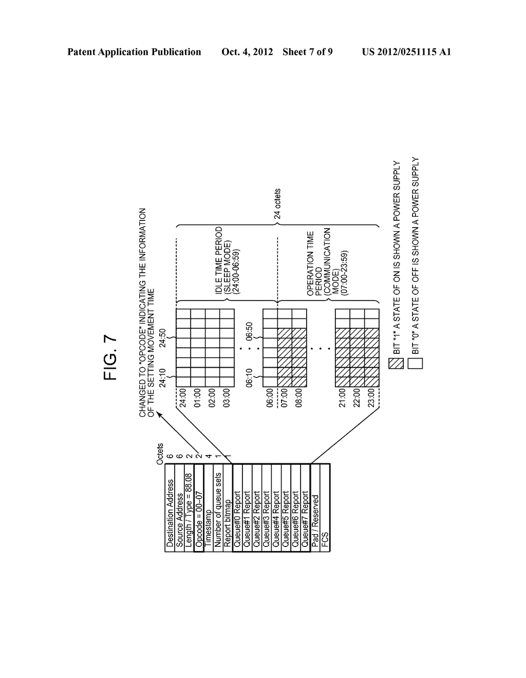 POWER SUPPLY CONTROL METHOD, AN OPTICAL NETWORK UNIT, AN OPTICAL LINE     TERMINAL AND A COMMUNICATION SYSTEM - diagram, schematic, and image 08