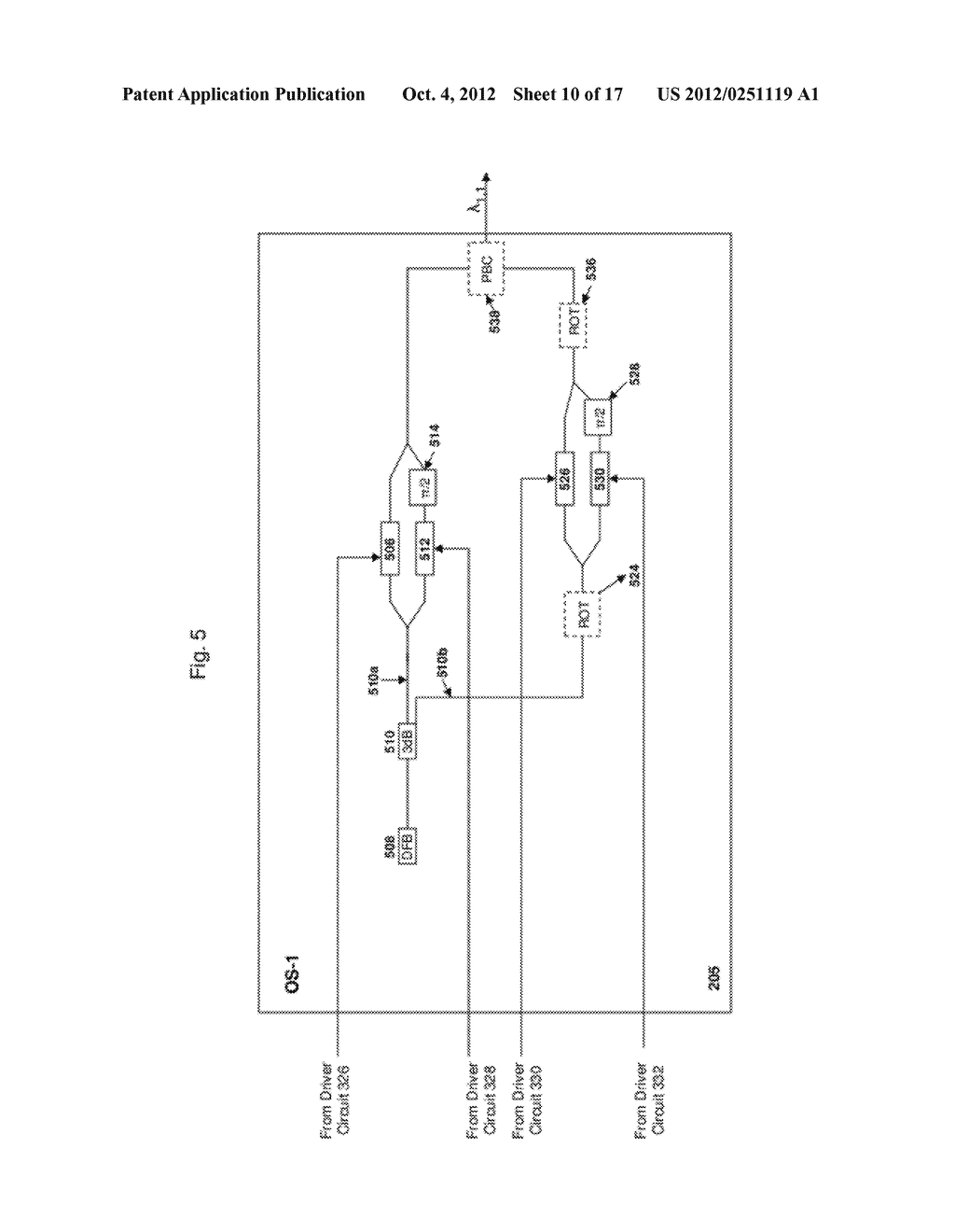 Multiplexer and Modulation Arrangements for Multi-Carrier Optical Modems - diagram, schematic, and image 11