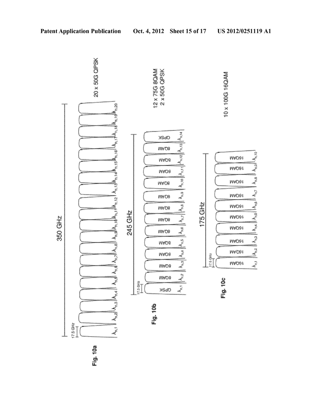 Multiplexer and Modulation Arrangements for Multi-Carrier Optical Modems - diagram, schematic, and image 16