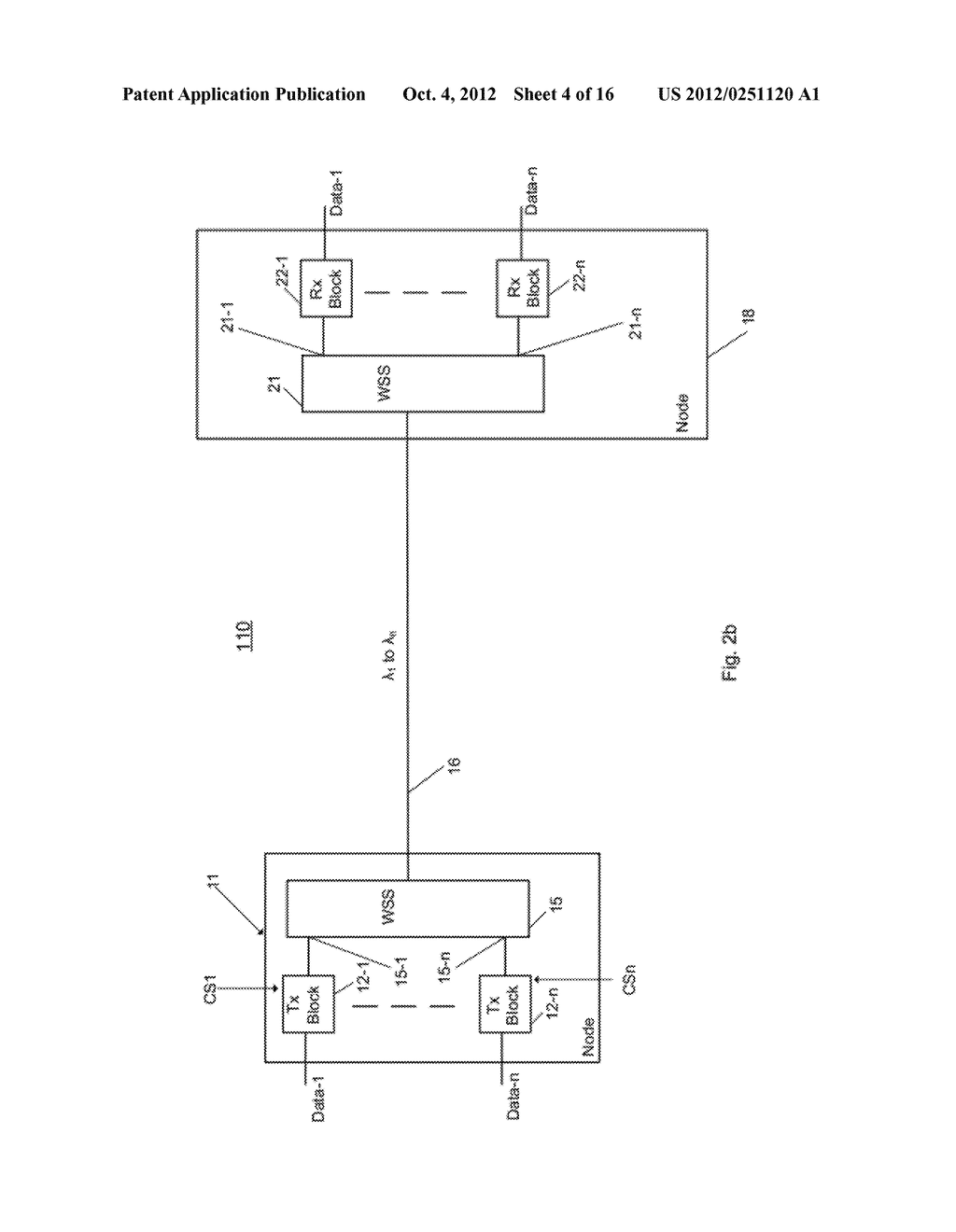 Multiplexer and Modulation Arrangements for Multi-Carrier Optical Modems - diagram, schematic, and image 05