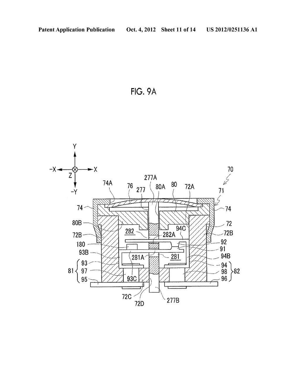 HEAT-RESPONSIVE SWITCH, FIXING DEVICE, AND IMAGE FORMING APPARATUS - diagram, schematic, and image 12