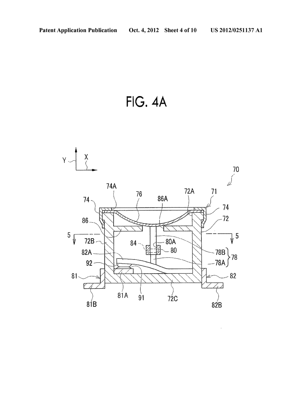 THERMALLY-ACTUATED SWITCH, FIXING DEVICE, AND IMAGE FORMING APPARATUS - diagram, schematic, and image 05